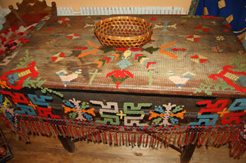 Norka tablecloth