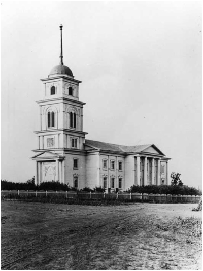 Third Norka church in 1912