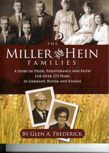 The Miller and Hein Families Book Cover
