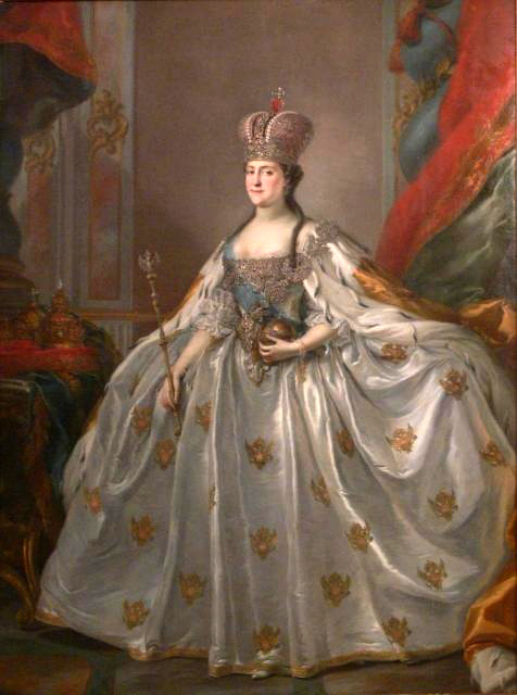Catherine the Great 1763-1766