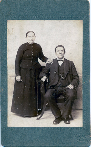 Peter and Christine (née Brehm) Firestone (Feuerstein)