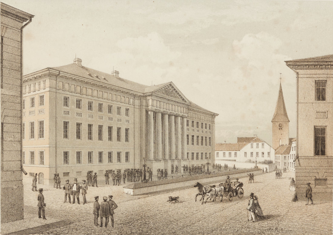 University of Dorpat 1860