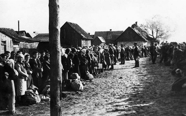 Arrest and deportation of Soviet Germans in 1941